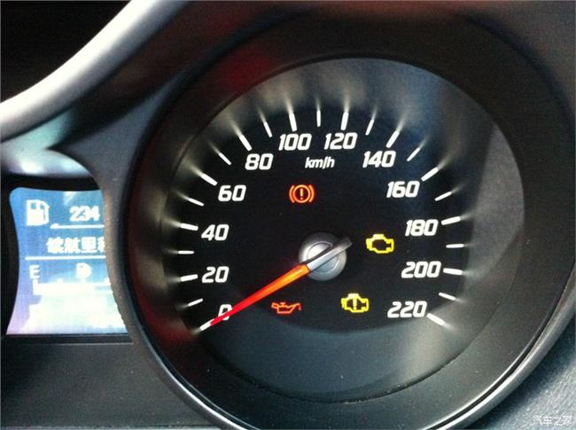 南京汽车出租:发动机故障灯亮了怎么办